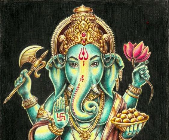 Ganesh Ji Chalisa image pdf